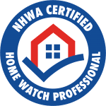 National Home Watch Association - Logo Certified Home Watch Professional - Coastal Carolina Home Watch